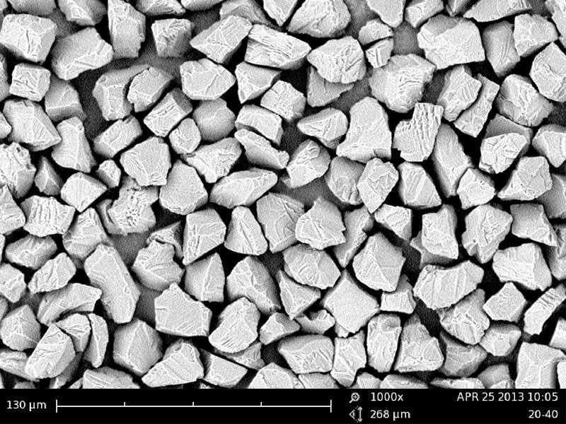 規格型人造ダイヤモンド微粉
