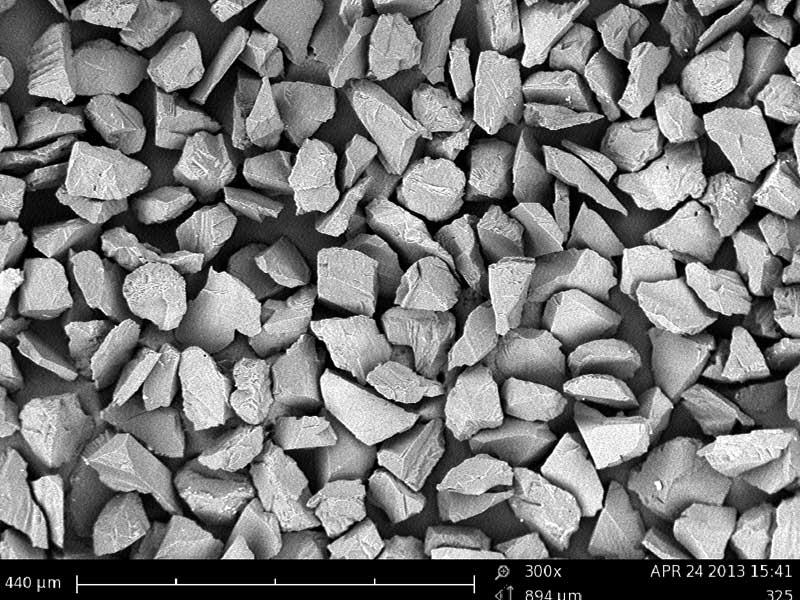 普通型人造ダイヤモンド破砕材